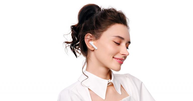 Обзор наушников Huawei FreeBuds 4i Ceramic White